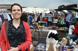 London's best car boot sale in Wimbledon