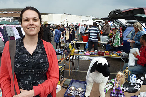London's best car boot sale