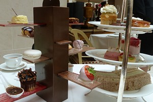 London's best afternoon tea