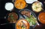 Carom Indian restaurant Soho main dishes