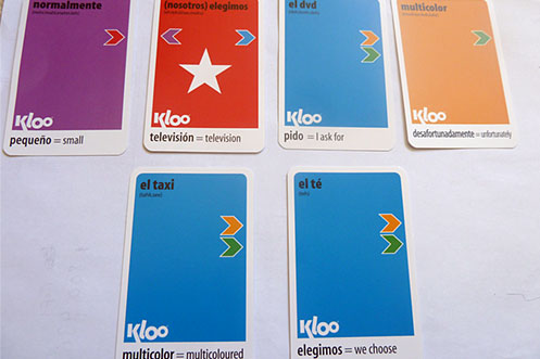 Kloo cards