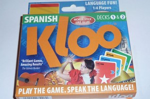 Learn Spanish the easy way with Kloo