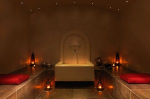 London's best hammam at the Dolphin Spa