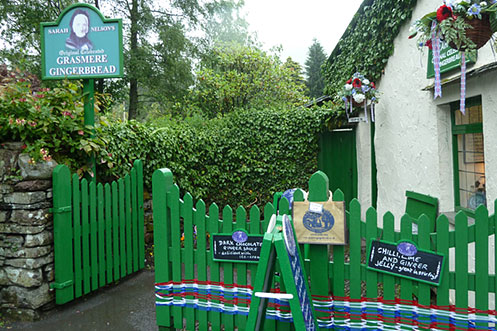 Sarah Nelson's Grasmere Gingerbread Shop Lake District
