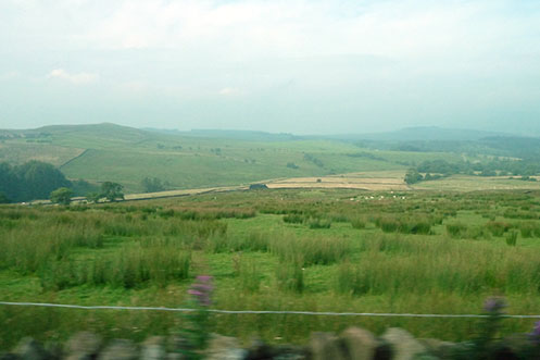 Trough of Bowland Lancashire
