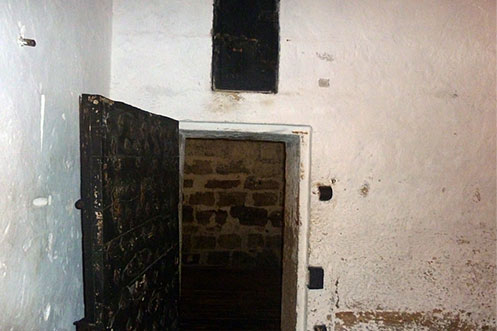 Pendle Witches cell Lancaster Castle