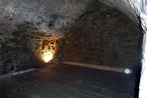 Pendle Witches dungeon Lancaster Castle
