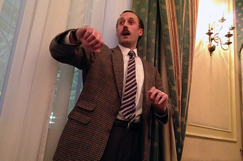 Fawlty Towers Experience London Basil