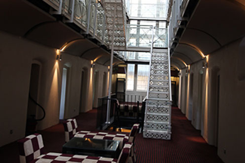 Malmaison Oxford Hotel 52 Sleeps