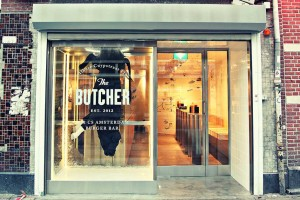 The Butcher, Amsterdam's secret bar