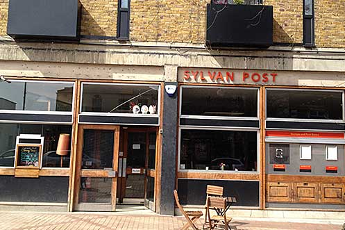 Sylvan Post Forest Hill pub