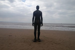 Anthony Gormley, Another Place, Merseyside