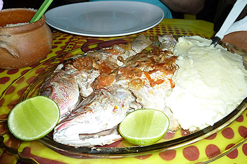 Boipeba best fish restaurant