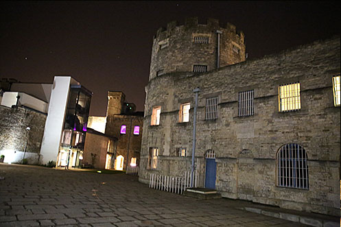 Haunted Happenings ghost tours Oxford Castle Unlocked
