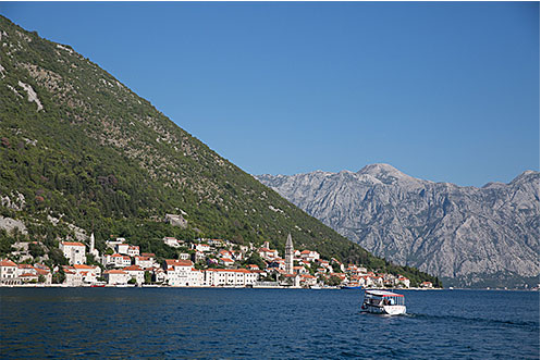 Perast Our Lady of the Rock Montenegro