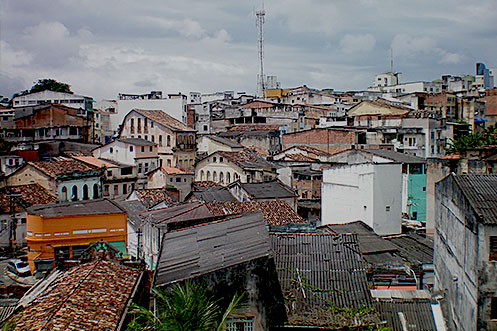 The Pelourinho Salvador Brazil
