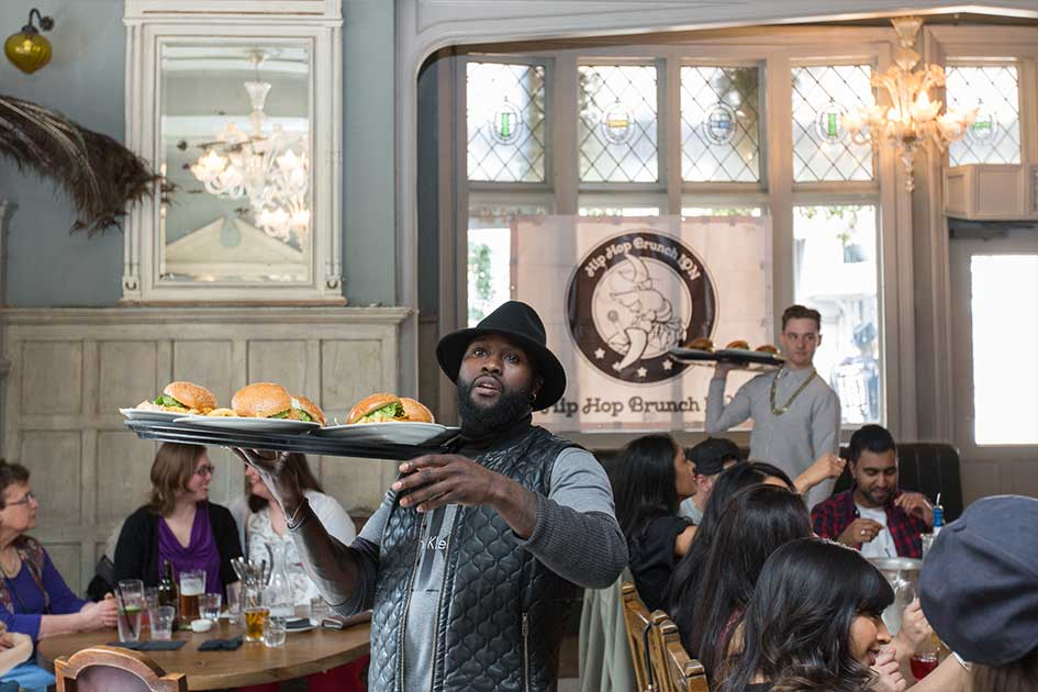 My Hidden Gems Hip Hop Brunch London